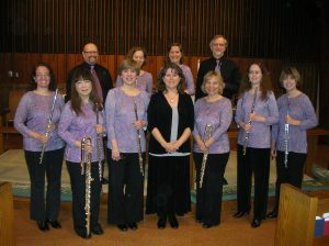 Guest Conductor of Willow Flute Ensemble