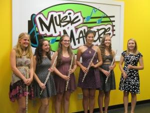 2014 Advanced Student Recital Participants